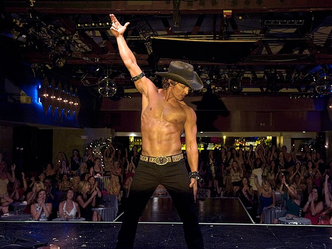 1. MAGIC MIKE: BEST SHAPE EVER photo | Matthew McConaughey
