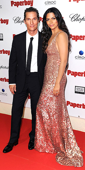 A PREMIERE COUPLE