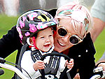Stars Celebrate Mother's Day | Carey Hart, Pink