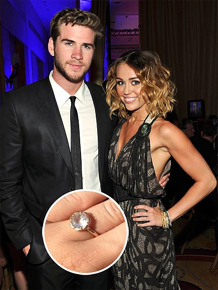 MILEY CYRUS  photo | Liam Hemsworth, Miley Cyrus