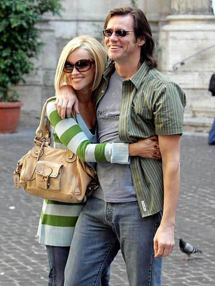 BUCKET LIST  photo | Jenny McCarthy, Jim Carrey