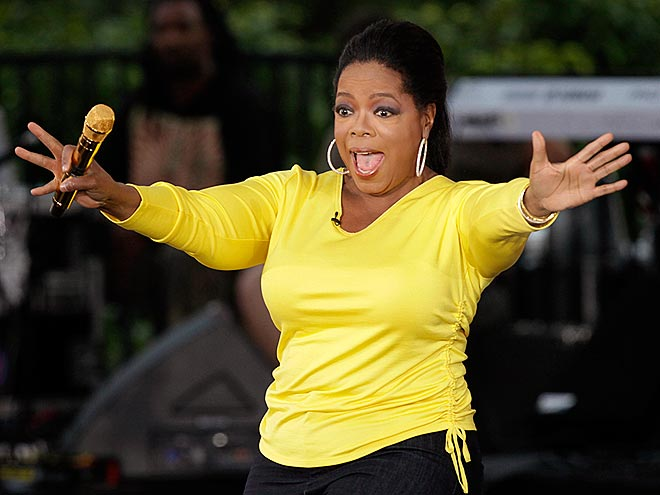 AHA MOMENT  photo | Oprah Winfrey