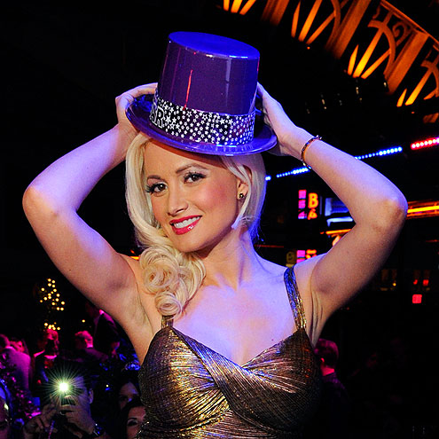 HATS OFF! photo | Holly Madison