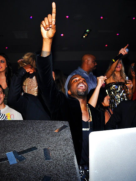 HEY MR. DJ! photo | Kanye West