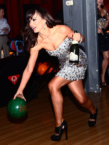 BOWLED OVER photo | Karina Smirnoff