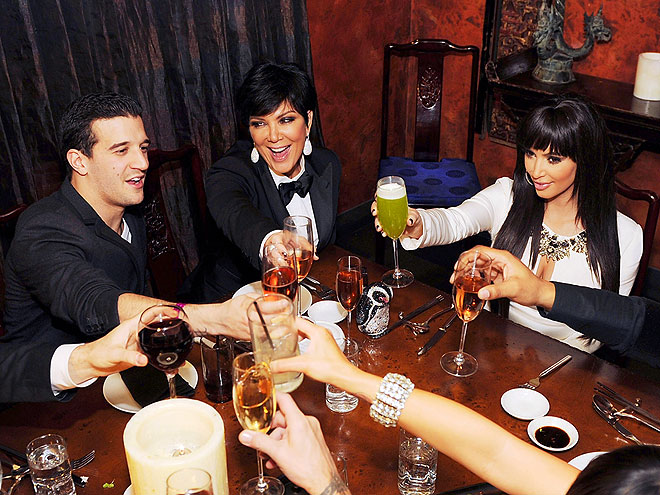 RAISE YOUR GLASS photo | Kim Kardashian