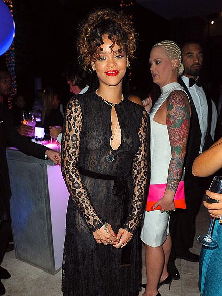 SHEER DELIGHT photo | Rihanna
