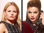 Once Upon a Time's Magical Characters Get Real in Storybrooke | Emilie de Ravin, Ginnifer Goodwin, Jennifer Morrison, Lana Parrilla, Robert Carlyle