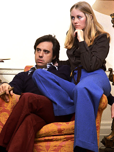 CYBILL, PETER & POLLY photo | Cybill Shepherd, Peter Bogdanovich