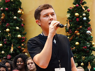 Scotty McCreery Takes You Inside the Christmas in Washington Concert | Scotty McCreery