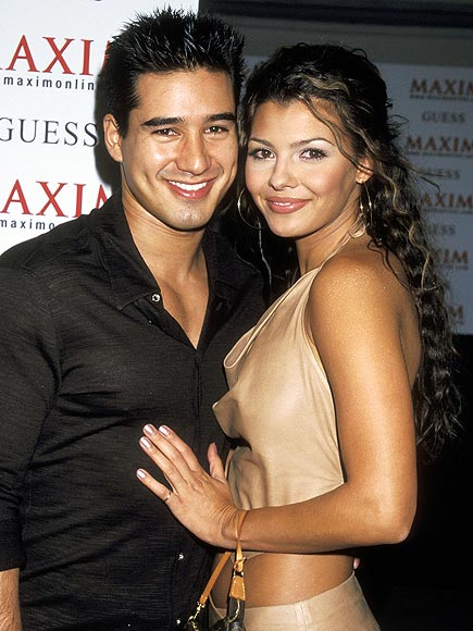 MARIO & ALI: 2 WEEKS photo | Ali Landry, Mario Lopez