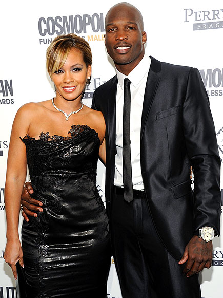 CHAD & EVELYN: 41 DAYS photo | Chad Ochocinco, Evelyn Lozada