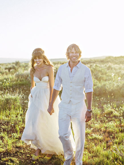ERIC CHRISTIAN & SARAH  photo | Eric Christian Olsen