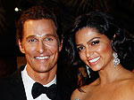 Just Married! Summer's All-Star Weddings | Matthew McConaughey