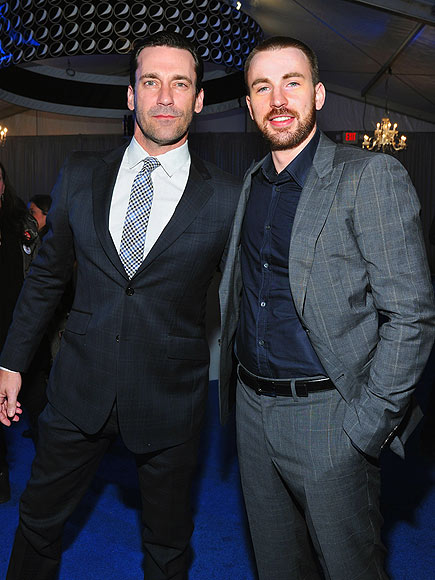 SUITED UP