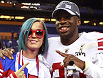 Super Bowl 2012: Hollywood Invades Indianapolis | Katy Perry