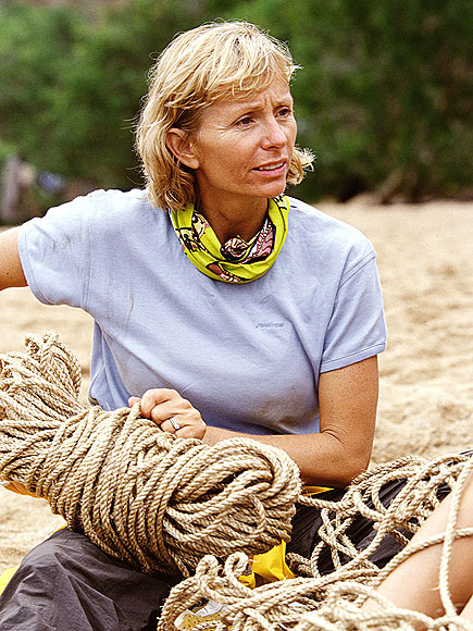 TINA WESSON: TEACHES SURVIVAL CLASSES photo | Tina Wesson