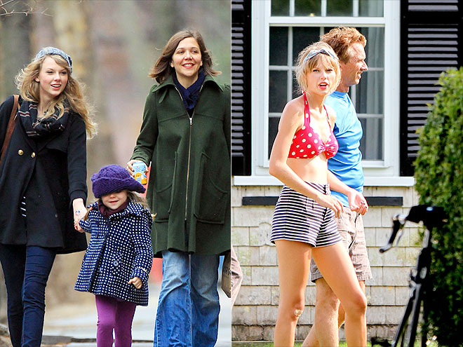 4. MEET THE FAM photo | Maggie Gyllenhaal, Taylor Swift