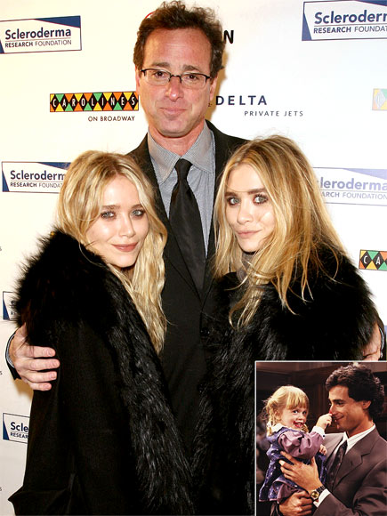 FULL HOUSE photo | Ashley Olsen, Bob Saget, Mary-Kate Olsen