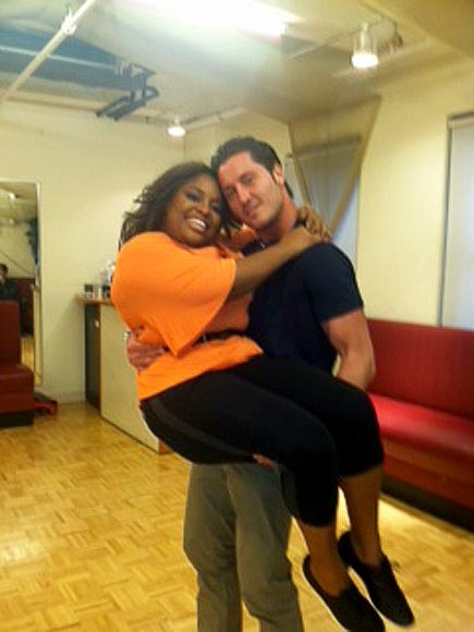 SHERRI & VAL photo | Sherri Shepherd