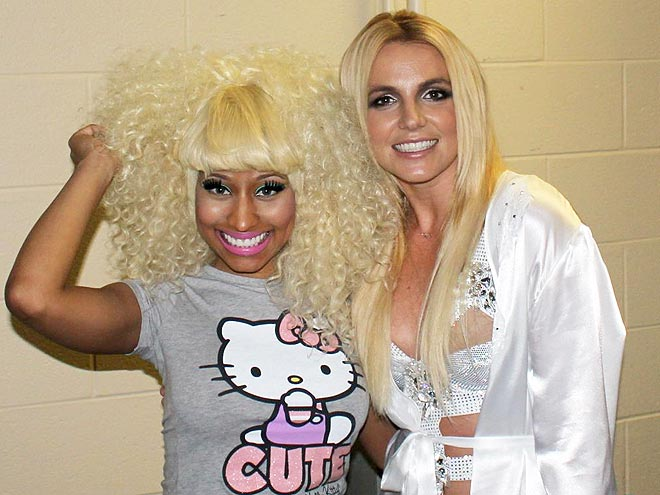 BRITNEY & NICKI