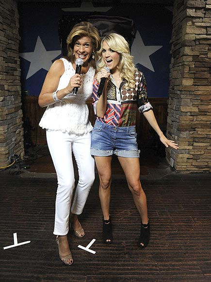 HODA & CARRIE