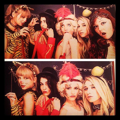 TAYLOR & DIANA