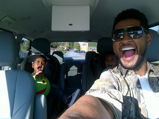 USHER photo | Usher