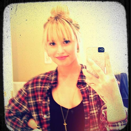 BIG BANG THEORY photo | Demi Lovato