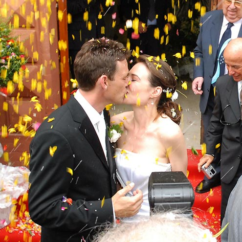 Celebrity Weddings in Italy: George Clooney, Jessica Biel ...