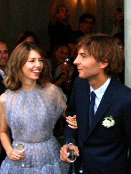 SOFIA COPPOLA & THOMAS MARS photo | Sofia Coppola
