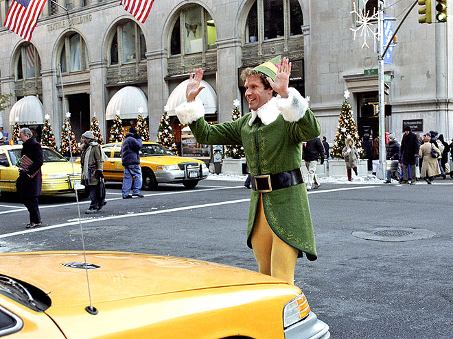 ELF photo | Will Ferrell
