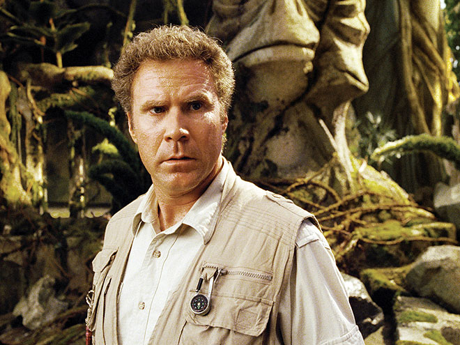 LAND OF THE LOST photo | Will Ferrell