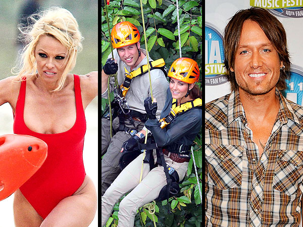 5 Things You Missed This Weekend: Keith Urban Joins American Idol, Eva Longoria & Mark Sanchez Go Public & More
