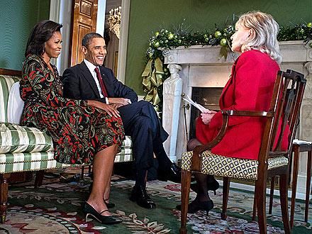 Barack Obama, Michelle Obama Share Regrets and Wishes