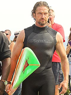 Gerard Butler Was Ready to Surf Again After Near-Death Accident | Gerard Butler