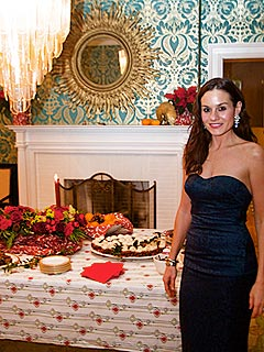 PHOTO: Inside Kara DioGuardi's Wintry Holiday Party | Kara DioGuardi