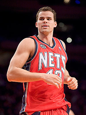 Kim Kardashian's Ex Kris Humphries Gets Booed at New Jersey Nets Basketball Game