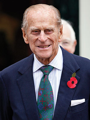Prince Philip Taken to Hospital with Chest Pains