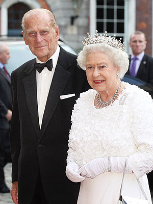 Prince Philip Recovering in Hospital; Queen Elizabeth, Prince Charles Visit