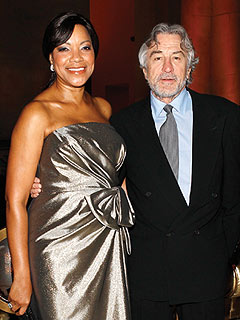 It's a Girl for Robert De Niro & His Wife | Grace Hightower, Robert De Niro
