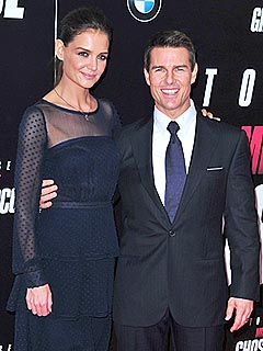 Tom Cruise: 'Every Day I Fall More in Love' with Katie Holmes | Katie Holmes, Tom Cruise