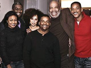 PHOTO: It's a Fresh Prince of Bel-Air Reunion! | Will Smith