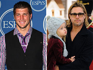 Which Celeb Do Americans Most Want to Be Their Neighbor? (Hint: Rhymes with Blebow) | Brad Pitt, Tim Tebow