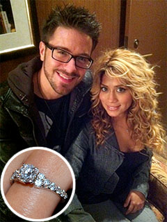 PHOTO: Danny Gokey's Engagement Ring and How He Surprised His Fiancée | Danny Gokey