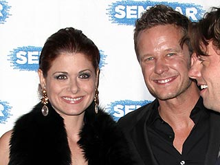 Debra Messing's New Man Meets Her Parents | Debra Messing, Will Chase