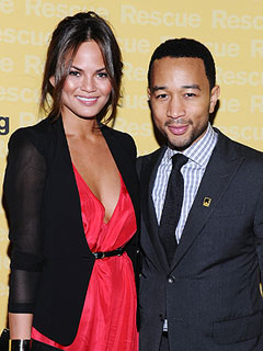 John Legend Spills Wedding (and Baby) Plans | John Legend