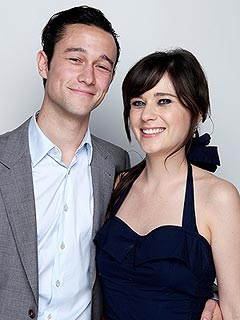 Joseph Gordon-Levitt: Zooey Deschanel Is My Fun Movie Date | Joseph Gordon-Levitt, Zooey Deschanel