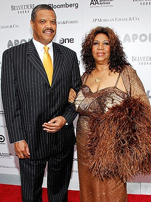 Aretha Franklin Engaged to Willie Wilkerson