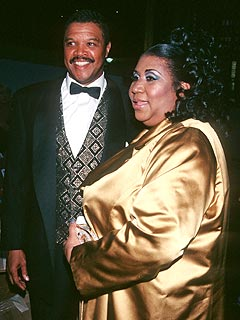 Aretha Franklin's Fiancé Willie Wilkerson: 5 Things to Know| Couples, Aretha Franklin